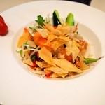 Szechwan Cuisine & Wine 四川料理 御馥 - ちょっと贅沢な御馥ランチ(たっぷりヘルシーサラダ)