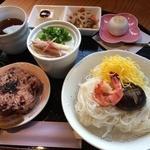 天平庵 - 三輪素麺