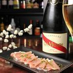 Bar To-y - スペイン産ハモンセラーノ
