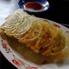 焼肉山道 - 料理写真:餃子