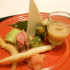 BASARA - 料理写真:前菜