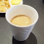 アーユルヴェーダ・カフェ ディデアン - ランチのブレンドコーヒー
