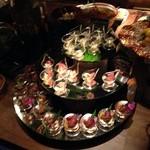 Buffet Paradise OTTO 栄店 - 前菜ブッフェ