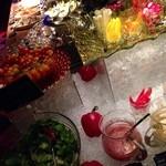 Buffet Paradise OTTO 栄店 - サラダバー