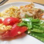 Shangri-La Hotel - 料理写真:朝食ビュッフェから