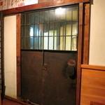 35519075 - 重厚な鉄扉