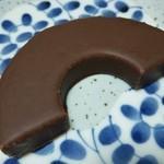 ②ショコラーデンバウム 薄めのチョコ掛け 冷やした方が好きでした。2015.2