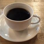ナマステグル - セットのコーヒー