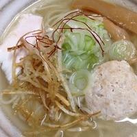 麺アトリエ 行 - 塩らぁ麺