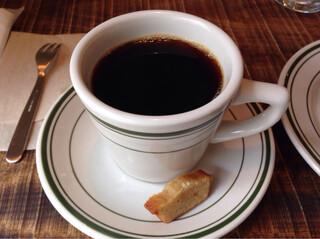 ホワイトバード コーヒー スタンド - ストロング¥450