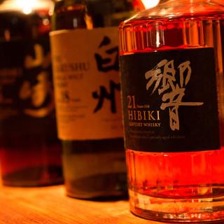 日本が誇る美味しいお酒だけをセレクト
