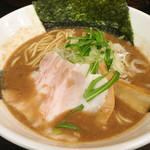 麺屋 むら田 - 濃厚豚骨醤油ラーメン