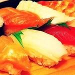 味処 たけ正 - 握り寿司(1人前)