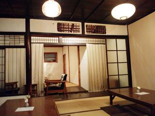 カナカナ - 座敷の2部屋(2015.2月)