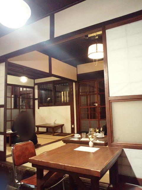 カナカナ - 座敷スペース(2015.2月)