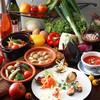 サングリア - 料理写真:季節のスペイン料理
