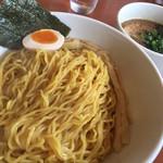 四代目麺処 ゆうじ - つけ麺1.5玉(900円)