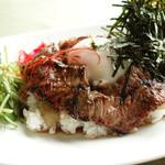 NICE - 2013年11月 淡路牛と淡路玉葱のキーマ丼