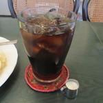 ココス - セットのアイスコーヒー(ガム入り)