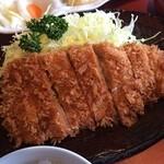 味処 みよし - 味処みよし(ロースカツ定食)