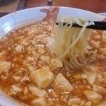 中国めしや 竹竹 - マーボー麺