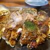 天晴屋 - 料理写真:モダン焼き ミックス