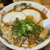 尾道らーめん 三公 - 料理写真:尾道ラーメン(細麺)