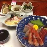紫 - コース料理です( ^ ^ )/■