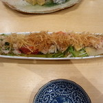 Shunsouyahiro - 15.2 焼き蟹と筍のサラダ