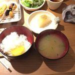 35533862 - 【らくだや定食…600円】♫2015/2