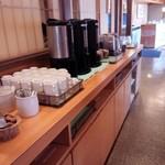 35539249 - ランチコーヒーサービス