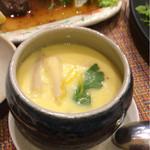 35541472 - 茶碗蒸し                       とろけちゃうほど、美味しかった〜!