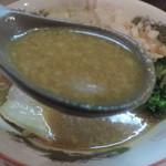 まひる - 特製カレーめん スープ