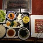 叙々苑 - 焼肉ランチ2000円