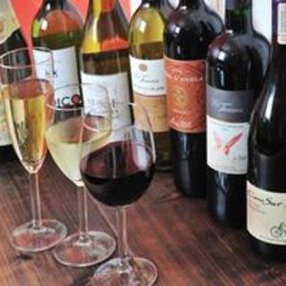 お料理に合わせたワインをセレクト!