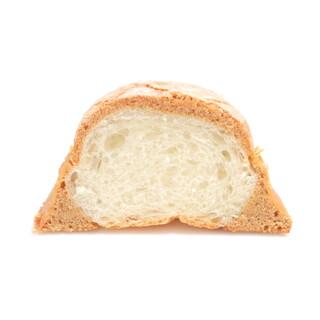 パンデュース - きなこパンの断面 '15 2月中旬