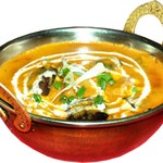 ナマステタージマハル - ナスビとジャガイモのカレー