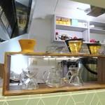 モス コア コーヒー - 店内2
