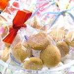RESTAURANT BAR CHESS - お土産の手作りクッキー