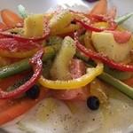 ハニカムカフェ - サラダ