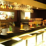 RESTAURANT BAR CHESS - カウンター