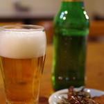 オリエンタルキッチン マリカ - ミャンマービール