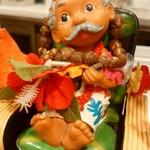 35556390 - ハワイ風のダンディな紳士(ご近所のレストランのマスターに似ている?)