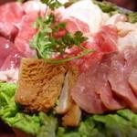 餃子坊 豚八戒 - 火鍋の具ー肉類