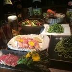 ちゃりちゃり - 料理写真:歓送迎会におすすめ 飲み放題付き宴会プラン