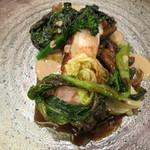 リベルタス - 肉料理 鳥取産東伯鶏のロースト