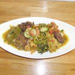 アンテナ - 野菜のカレー