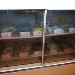 だいこんのはな - お惣菜が冷蔵庫に入っています!