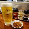 てっちゃん - 料理写真:サービスの豆