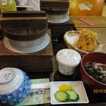 こめ太郎 - 料理写真:鳥釜めし御膳